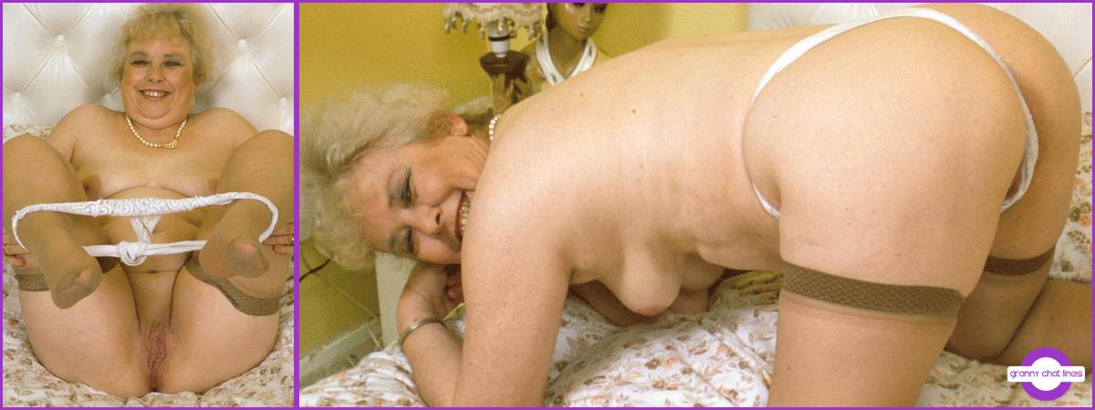 Horny Live Granny Chat UK
